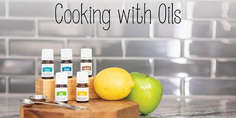 Cooking With Oils tickets