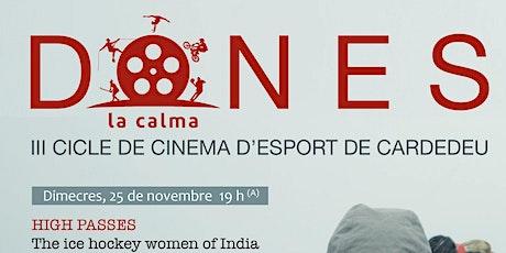 III Cicle de Cinema d'Esport - Dones entradas