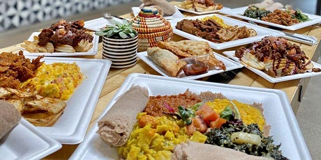 Konjo Ethiopian Food - Virtual Cooking Class tickets