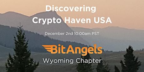 BitAngels Wyoming Virtual Event [Dec 2020] tickets