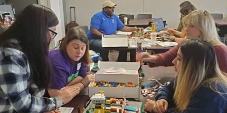 FIRST®LEGOLeague Explore Professional Development-2 Saturdays10am-4:30pmEST tickets