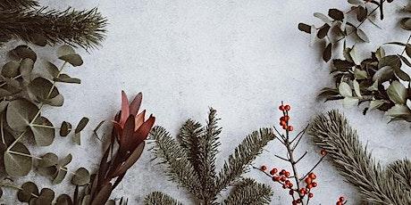 Wreath Making Workshop by Minoux Flowers tickets