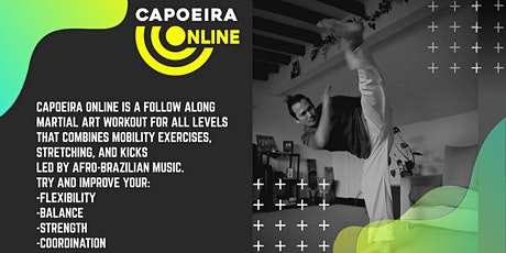 Capoeira for All Online tickets