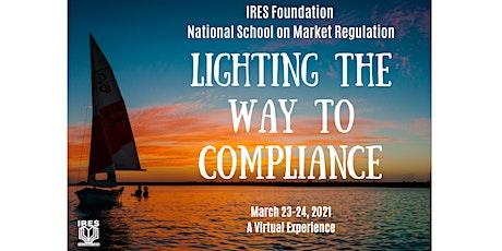 IRES Foundation 2021 National School on Market Regulation biglietti