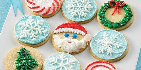 Decorate & Eat! Holiday Cookie Decorating @ Sahadi's tickets