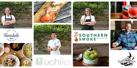 'Under the Sea' - A Southern Smoke Chef's Benefit Dinner tickets