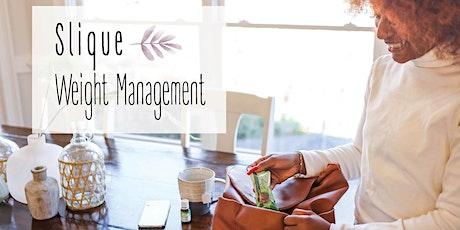 Slique Weight Management tickets