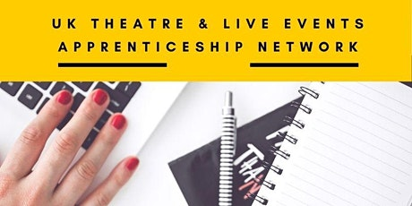 UK Theatre & Live Events Apprenticeship Network: Dealing with Job Rejection tickets