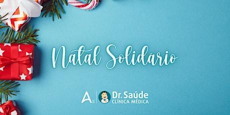 Natal Solidário Dr. Saúde Guará ingressos