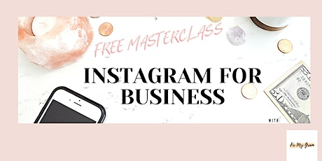 Instagram for Business: 101 monetizing tickets