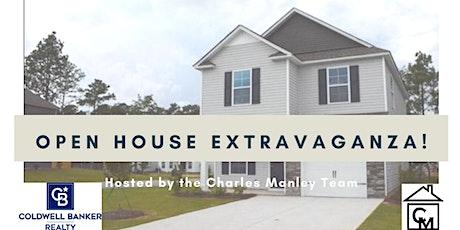 Open House Extravaganza! tickets