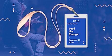 Lead the Change biglietti