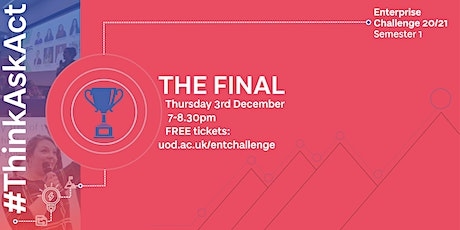 Enterprise Challenge Final 20/21 Semester 1 tickets