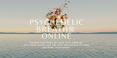 PSYCHEDELIC BREATH with Franziska - online tickets