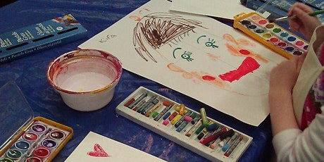 Art Sparks- Art Exploration for ages 5-7 (Spring Session zoom class) tickets