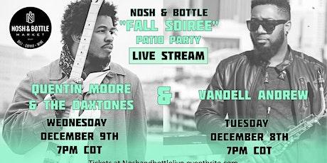 Nosh & Bottle Fall Soiree Live Stream tickets