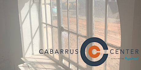Cabarrus Center Behind the Scenes Hard Hat Tour tickets