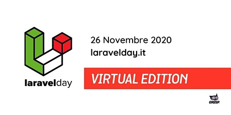 laravelday 2020 - Virtual Edition tickets