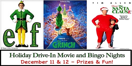 Holiday Drive-In Movie & Bingo Nights at Otay Ranch Town Center tickets