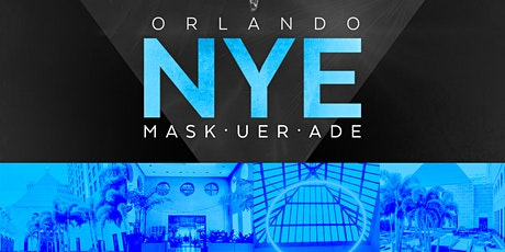 Orlando New Year's Eve 2021 - The Masquerade (Mask*uer*ade) tickets