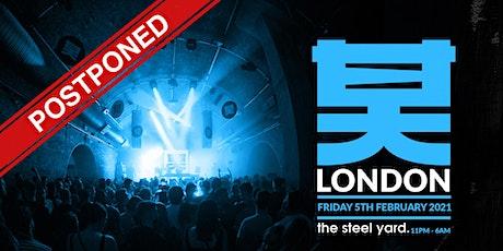 [POSTPONED] Shogun Audio — London 2021 tickets