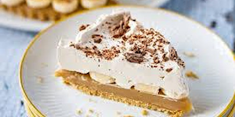 Super quick Banoffee pie ingressos
