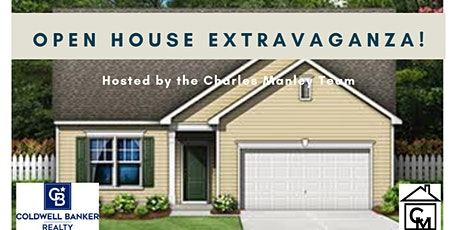 Open House Extravaganza! tickets