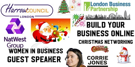 """""""Women in Business"""" Build your Business Online... tickets"""