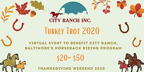 City Ranch Turkey Trot 2020 - VIRTUAL EVENT tickets
