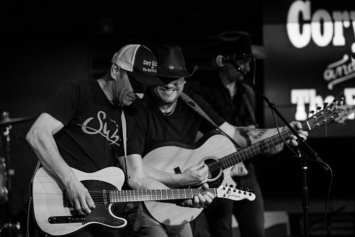 Christmas with Cory Gallant and The Red Dirt Posse - December 4th - $30 image