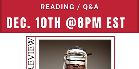 A (Virtual) Gathering of Native Voices: Readings from a Special Issue of MR tickets