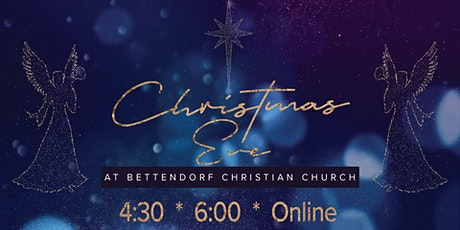 Christmas Eve Services tickets