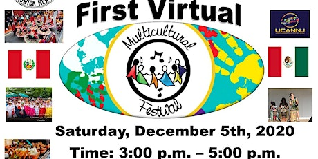 New Brunswick Free Public Library's Multicultural Event tickets