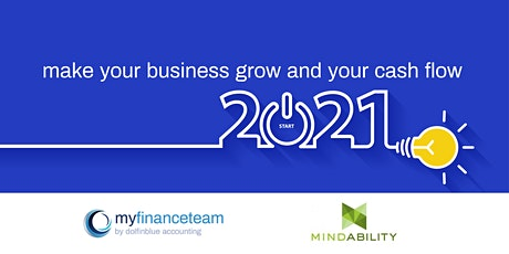 Make your business grow and your cash flow in 2021 tickets