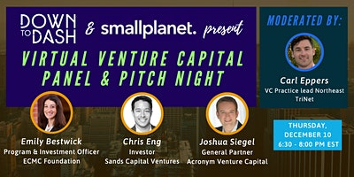 Venture Capital Panel and Pitch Night
