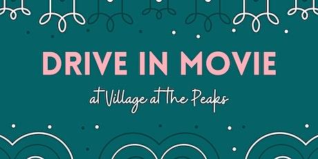 Drive in Movie- Elf tickets