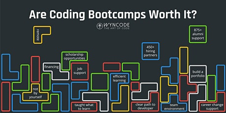 Are Online Coding Bootcamps Worth It? | Live Alumni Panel tickets
