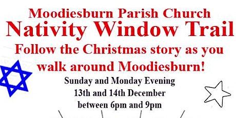 Nativity Window Trail tickets