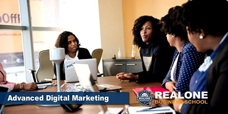 Advanced Digital Marketing Course tickets