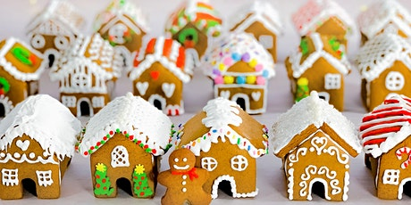 Gingerbread House Competition tickets