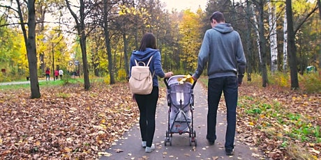Stroller Walk and Talk - December 1st at 1:30 PM tickets