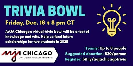AAJA Chicago presents: Trivia Bowl 2020 tickets