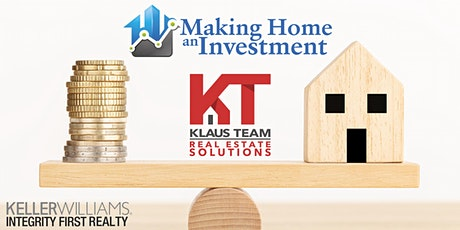 Making Home an Investment tickets