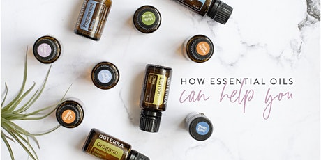 A Beginners Intro to Dōterra Essential Oils for Health + Vitality! tickets