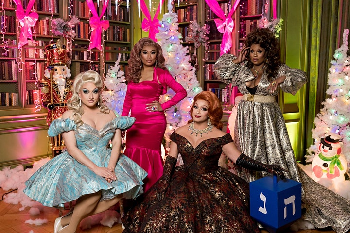 Drag Out the Holly: A Holiday Drag Extravaganza image