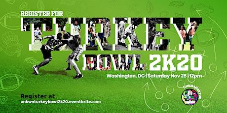 Turkey Bowl 2k20 (Coed Flag Football) tickets
