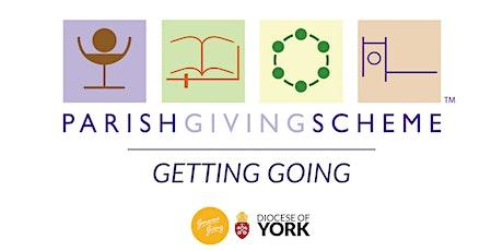 Parish Giving Scheme: Getting Going tickets