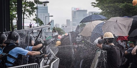 Amnesty International Lecture: The Crackdown on Human Rights in Hong Kong tickets