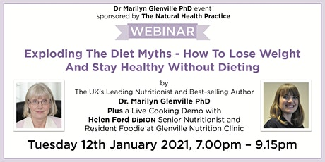 Exploding Diet Myths - How To Lose Weight And Stay Healthy Without Dieting tickets