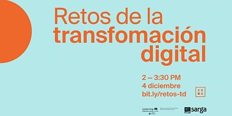 Retos de la transformación digital boletos